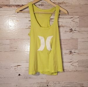 HURLEY graphic tank top